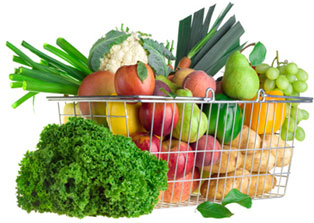 5-a-Day Fruit and Veg