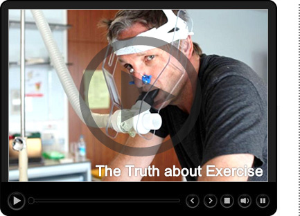 Watch The Truth About Exercise Video