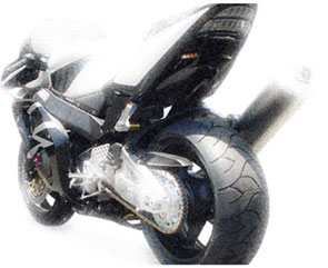 Honda Sportsbike