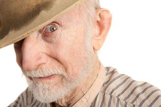 Man with Grey Beard