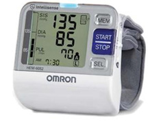 Omron 7 Series Wrist Blood Pressure Monitor (BP652)