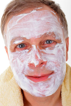 Middle-aged Acne