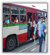 Bangkok Red Bus